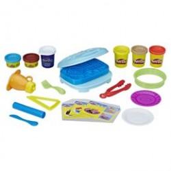 Play-Doh modellervokssæt - Kitchen Creations - Breakfast Bakery