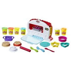 Play-Doh modellervokssæt - Kitchen Creations - Magic Oven