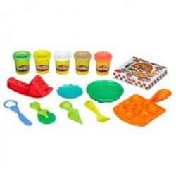 Play-Doh modellervokssæt - Pizza Party