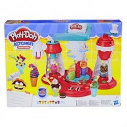 PLay-Doh modellervokssæt - Ultimate Swirl Ice Cream Maker