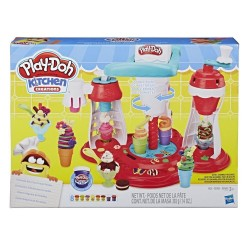Play-Doh Ultimate Swirl Ice Cream Maker Modellervoks
