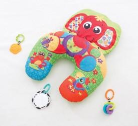 Playgro Aktivitetspude - Elefant