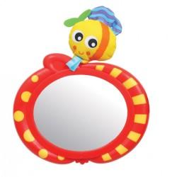 Playgro Spejl Med Bi - Flere Farver