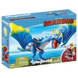 Playmobil Astrid og Stormflugt