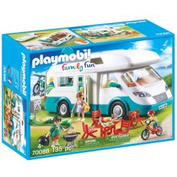 Playmobil autocamper
