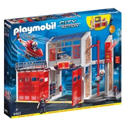 Playmobil Brandstation