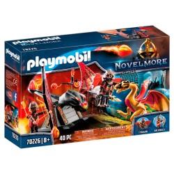 Playmobil Dragetræning