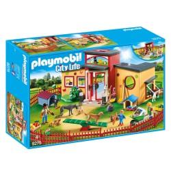 Playmobil Dyrehotel