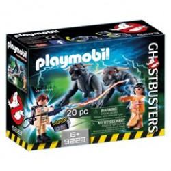 Playmobil Ghostbusters - Venkman og terror-hunde