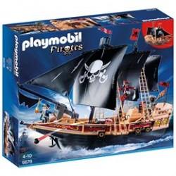 Playmobil piratskib