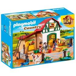 Playmobil ponypark