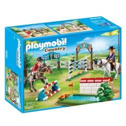 Playmobil ridestævne