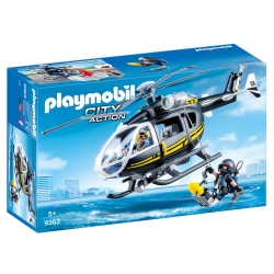 Playmobil SWAT-helikopter