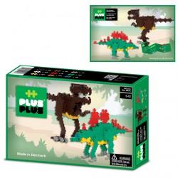 Plus Plus Mini Basic - Dinosaurer (480 pcs.)
