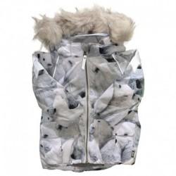 Polar Bear Cathy Fur 5W18M308 - Jackets fra MOLO
