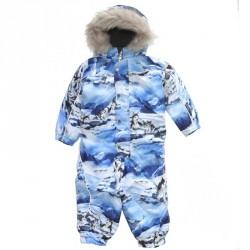 Polaris Fur Husky - MOLO 5W17N203 Junior Snowsuits
