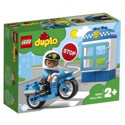 Politimotorcykel - 10900 - LEGO DUPLO