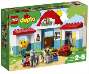 Ponystald - 10868 - LEGO DUPLO