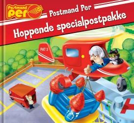 Postmand Per Hoppende specialpostpakke