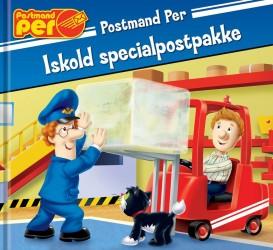Postmand Per Iskold specialpostpakke