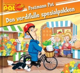 Postmann Pat den verdifulle pakken NORSK
