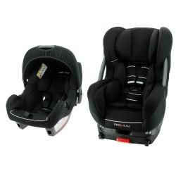 Premium autostolen - BeOne + Eris i-Size - 0-4 år
