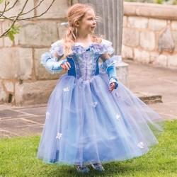 Prinsesse kostume Fleur str. 3 - 5 år Travis Designs