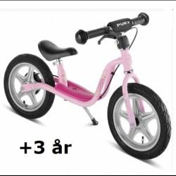 Puky Løbecykel Large LR 1 L m. bremse Lillifee fra 2,5 år