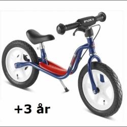 Puky Løbecykel Large LR 1 L m. bremse Sharky fra 2,5 år