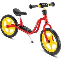 PUKY Løbecykel LR1 Rød med EVA skumhjul