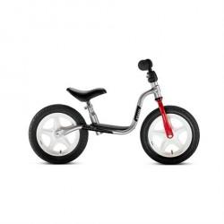 PUKY Løbecykel LR1 Sølv med EVA skumhjul