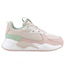 Puma Sko - RS-X Collegiate PS - Mist Green/Rosewater