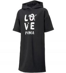 Puma Sweatkjole - Alpha - Sort