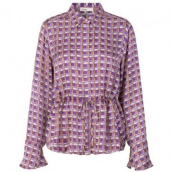 PURPLE LR-FIONA top - 200146 fra Levete Room