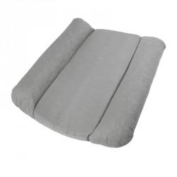 Puslepude fra Sebra - quiltet grå