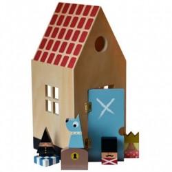 Puttekasse Dukkehus fra eventyret Fyrtøjet fra Kids by FRIIS