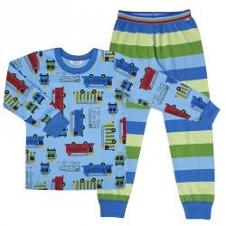 Pyjamas fra Joha - Biler