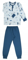 Pyjamas fra Joha - Økologisk - Spaceride