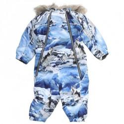 Pyxis Fur Husky - MOLO 5W17N103 Baby Snowsuits