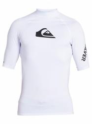 Quiksilver UPF 50+ badetrøje - VOKSEN - All Time - Short Sleeve UPF 50 Rash Vest