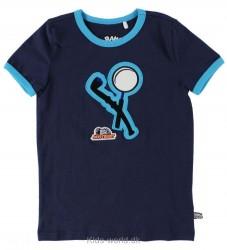 Ramasjang Kluns T-shirt - Spion - Navy