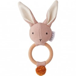 Rangle fra Liewood - Aria - Knitted Rabbit Rose