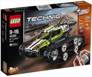 RC racerbil med larvefødder - 42065 - LEGO Technic
