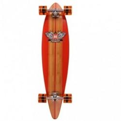 Reaper Longboard Pintail LB40 Rød