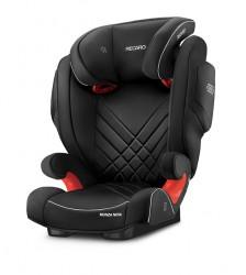 Recaro Monza Nova 2 Autostol - Performance Black (Til sele montering)
