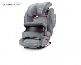 Recaro Monza Nova IS Seatfix Autostol - Aluminium Grey
