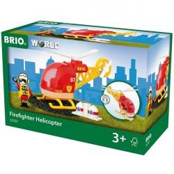 Redningshelikopter - 33797 - BRIO