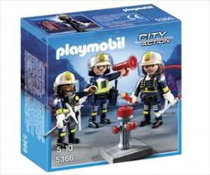 Redningshold - 5366 - PLAYMOBIL City Action