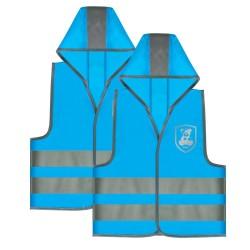 Reer sikkerhedsveste til børn - MyBuddyGuard - Blå - 2 stk.