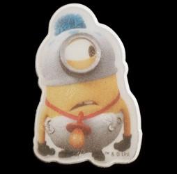 Refleks sticker fra Softreflector - Baby Minion